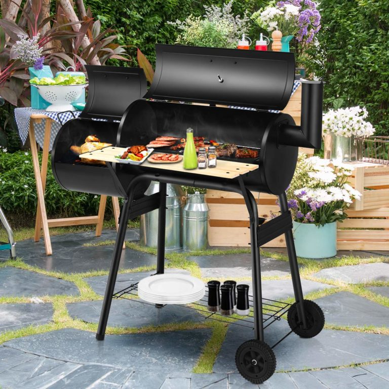 HOW IS THE USE OF THE CHARCOAL GRILL DANGEROUS?