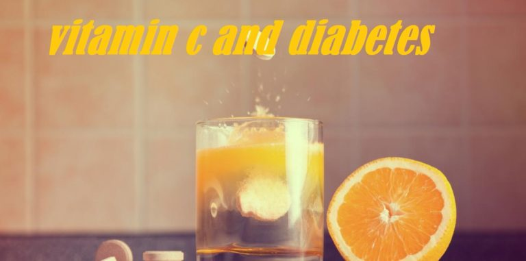 Diabetes, high blood sugar: think of vitamin C and magnesium