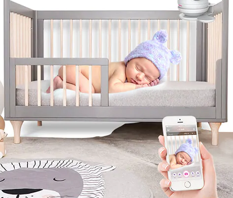 How to use a video baby monitor?