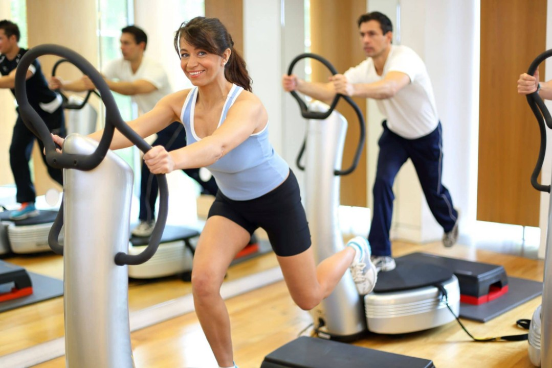 How Confidence Fitness Vibration Machines Work